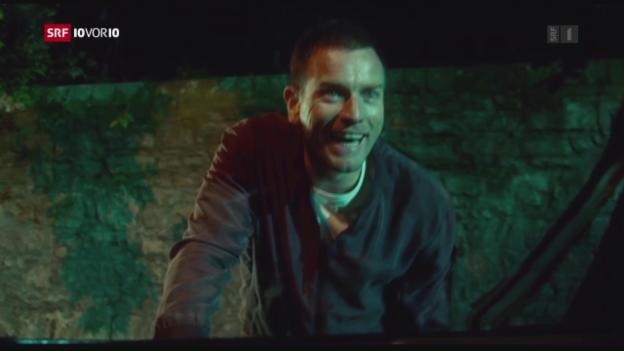 Video ««Trainspotting»: Ein Kultfilm kehrt zurück» abspielen