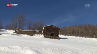 Video «Aus der Traum von Ferien im umgebauten Stall» abspielen