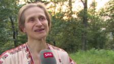Video «Masha Dimitri über den Auftritt kurz nach dem Tod ihres Vaters» abspielen