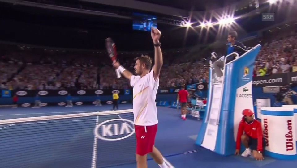 Australian Open 2014: Final Nadal-Wawrinka, Highlights
