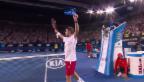 Video «Australian Open 2014: Final Nadal-Wawrinka, Highlights» abspielen