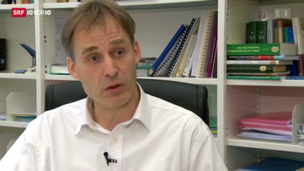 Video «Fall Mörgeli: «Bern würde solche Arbeiten nicht als Dissertation akzeptieren»» abspielen