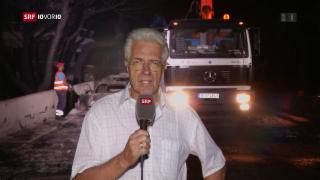 Video «FOKUS: Einschätzungen von Sonderkorrespondent Werner van Gent» abspielen
