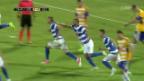 Video «Luzern unterliegt in der Europa League Osijek» abspielen