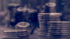 Video «Pensionskassen-Umfrage: Umwandlungssatz sinkt deutlich» abspielen
