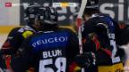 Video «Eishockey: Bern - Biel» abspielen