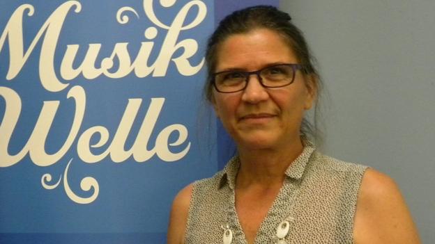 Gisela Schmidli fiebert bei den Wettbewerben mit