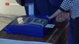 Video « Richtungswahl im Irak» abspielen