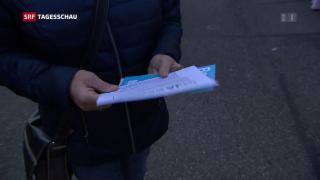 Video «Endspurt beim Abstimmungskampf» abspielen