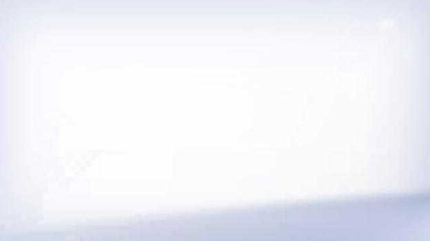 Video «Ski: Weltcupfinale Méribel, Riesenslalom Frauen, 2. Lauf Dominique Gisin» abspielen
