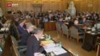 Video «Diskussion über radikale Muslime» abspielen