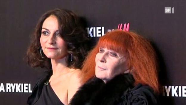 Video «Sonia Rykiel mit sexy Dessous» abspielen