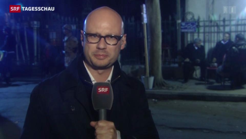 SRF-Korrespondent Pascal Weber über die Lage in Ägypten