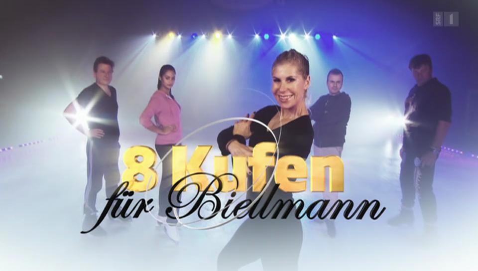 «g&g»-Serie: Folge 1 von «8 Kufen für Biellmann»