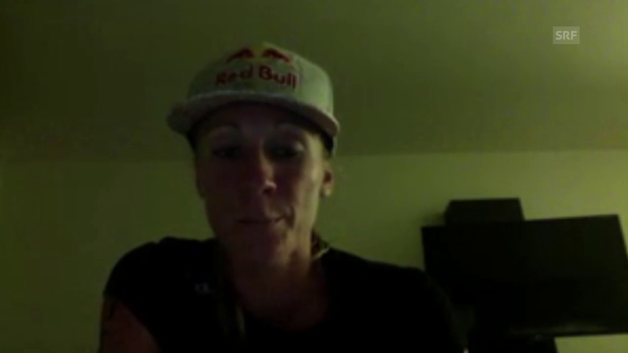 Triathlon: Skype-Interview mit Ironman-Siegerin Daniela Ryf, Gratulationen
