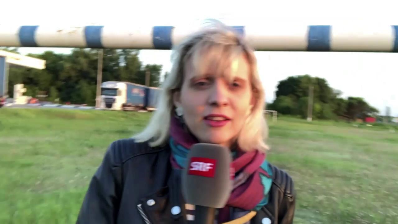«Luzia in Rossija»: Folge 5