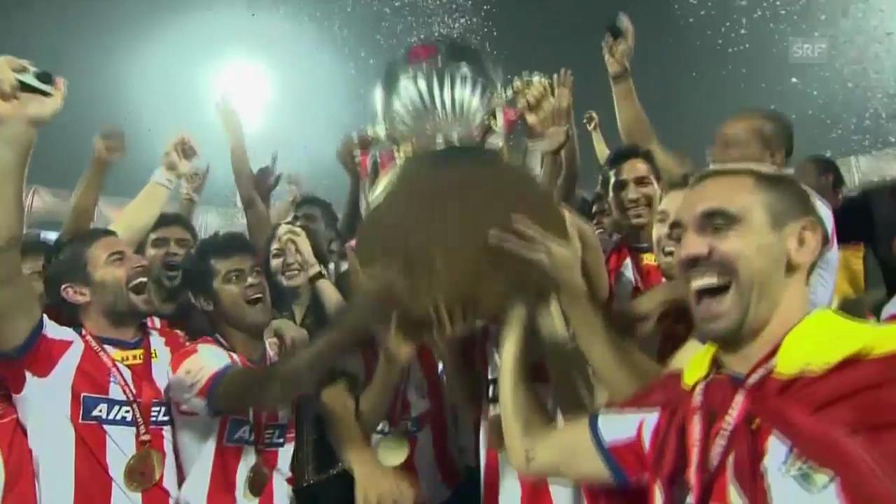 Fussball: ISL, Kolkata-Kerala
