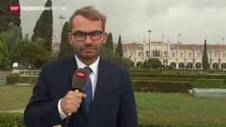 Video «Parlamentswahlen Portugal» abspielen
