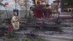 Video «Brand in Gefängniszelle» abspielen