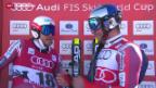 Video «Ski Alpin: Svindal führt in Beaver Creek» abspielen