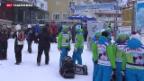 Video «Wengen hofft auf den Weltcup» abspielen