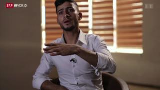 Video «Ein IS-Überlebender berichtet» abspielen