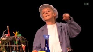 Video «Schreckensmeldung von Ursula Schaeppi» abspielen