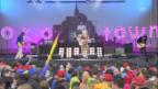 Video «Das ganze Konzert: 77 Bombay Street am Gurtenfestival 2013» abspielen