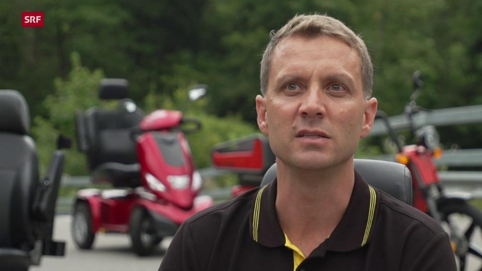TCS-Experte Stefan Eichenberger: «Ein guter Service-Ansprechpartner ist wichtig.»