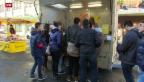 Video «Ständerat lehnt Volksinitiative von GastroSuisse ab» abspielen