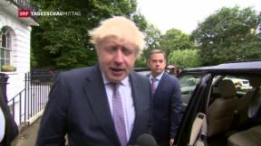 Video «Ausführung nach Brexit-Entscheid» abspielen