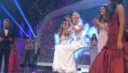 Video «Es war einmal eine Schönheitskönigin: Dominique Rinderknecht» abspielen