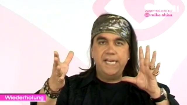 19.10.10: Mike Shiva im TV: Teuer bezahlter Nonsens