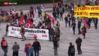Video «Mindestlohn: Ein Rezept gegen Armut?» abspielen