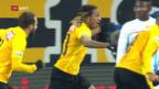 Video «YB gewinnt den Spitzenkampf gegen Zürich» abspielen