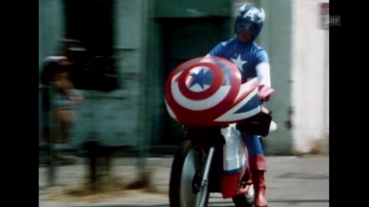 Filmschrott: «Captain America II»