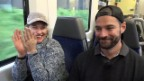 Video ««Ready, Steady, Golf!»: Beziehungsstatus Team Anic» abspielen