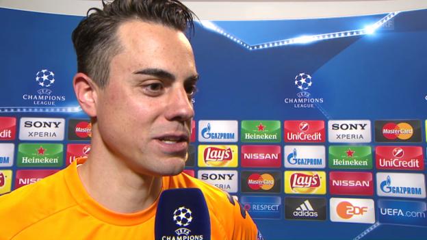 Video «Diego Benaglio im Interview» abspielen