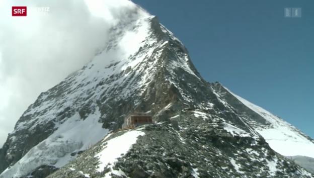 Video «Keine Sherpas am Matterhorn» abspielen