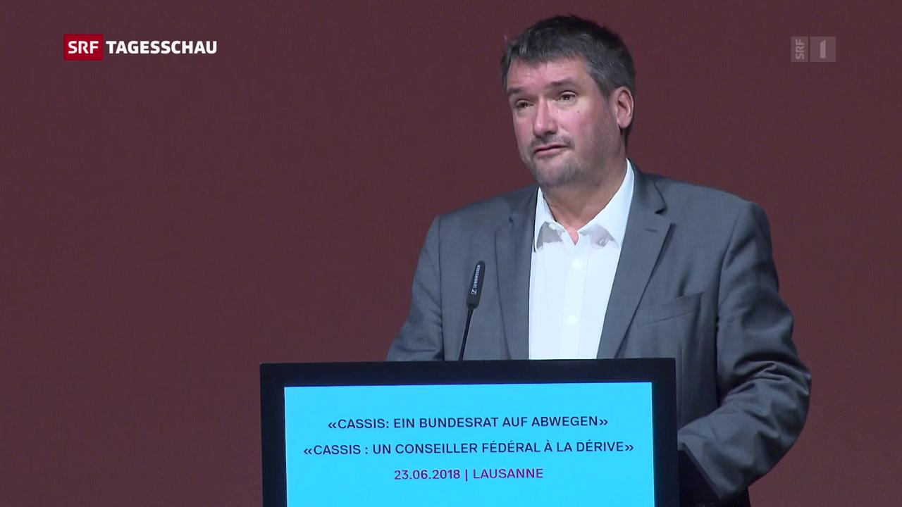Delegiertenversammlung der SP in Lausanne