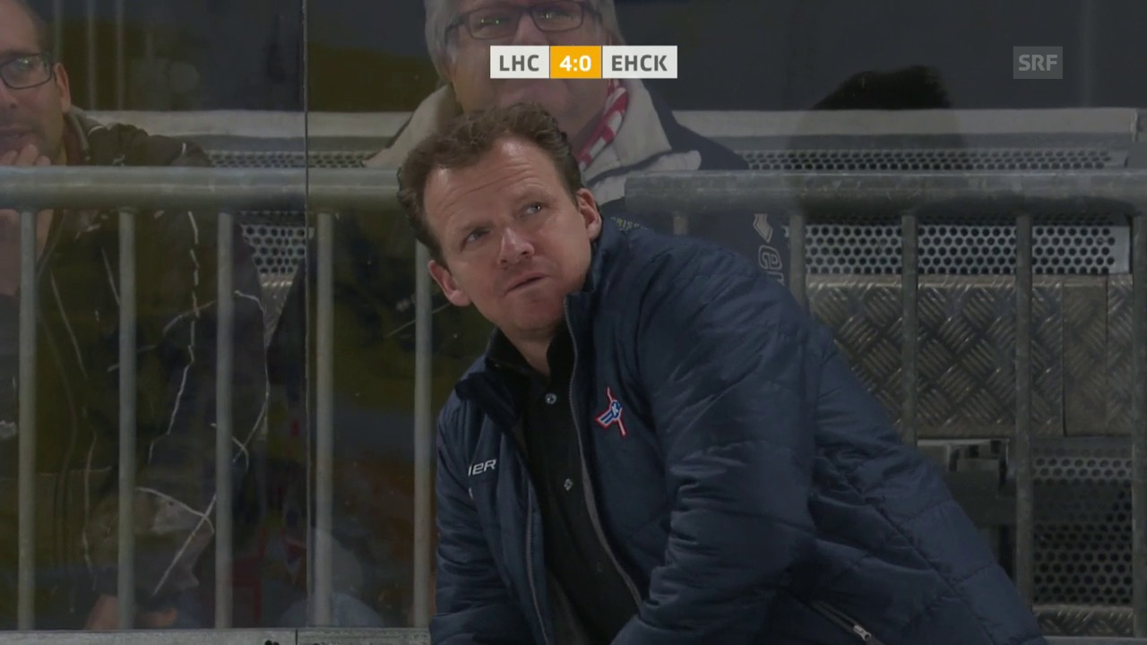 Lausanne gewinnt gegen Kloten gleich mit 6:0