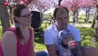 Video «FOKUS: Der Vaterschaftsurlaub» abspielen