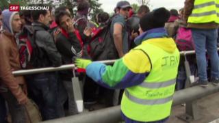 Video «Transitzonen spalten deutsche Regierung» abspielen