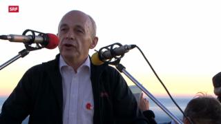 Video «Bundespräsident auf Tour» abspielen