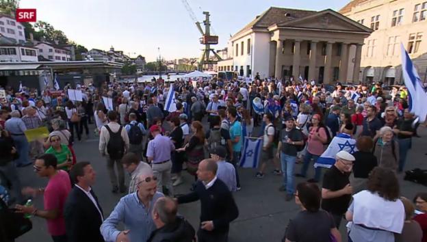 Video «Schweiz aktuell vom 01.08.2014» abspielen