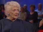 Video «Querkopf: Stephanie Glaser - Mit 86 eine Traumrolle» abspielen