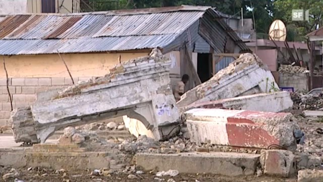 Haiti 1 Jahr nach dem Erdbeben