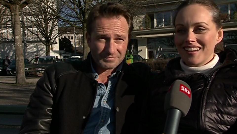 Tanja Gutmann: «Man hat auch Angst»