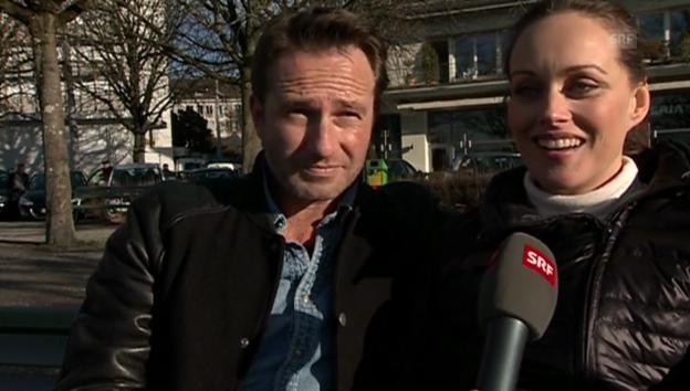 Video «Tanja Gutmann: «Man hat auch Angst»» abspielen