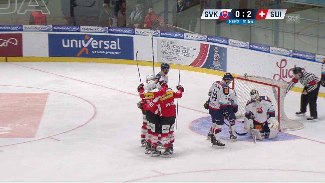 Turniersieg für die Eishockeyaner in der Slowakei